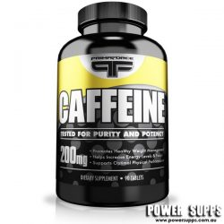 Primaforce Caffeine Tablets Unflavoured 90 Capsules