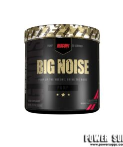 Redcon1 Big Noise Unflavoured 30 Serves