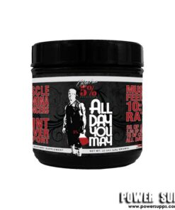 Rich Piana 5% Nutrition All Day You May Southern Sweet Tea 30 Serves