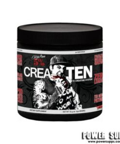 Rich Piana 5% Nutrition CREA-TEN Mango Pineapple 30 Serves