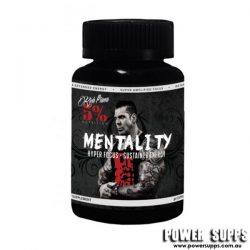 Rich Piana 5% Nutrition Mentality Unflavoured 30 Serves