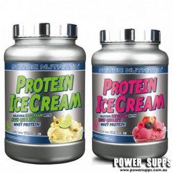 Scitec Nutrition Protein Ice Cream Vanilla Lime 25 Serves