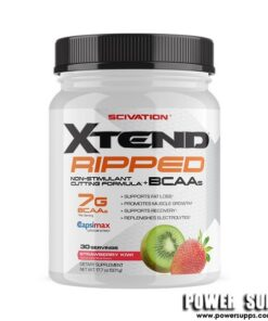 Scivation Xtend Ripped Blueberry Lemonade 30 Serves