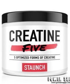 Staunch Nation CREATINE FIVE  30 Serves