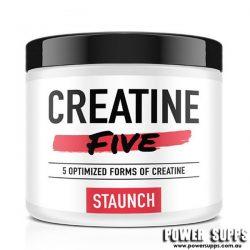 Staunch Nation CREATINE FIVE  30 Serves
