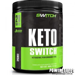 Switch Nutrition KETO SWITCH Raspberry 40 Serves