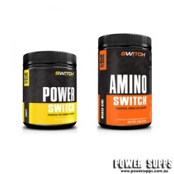 Switch Nutrition POWER + AMINO STACK  50 + 30 serves