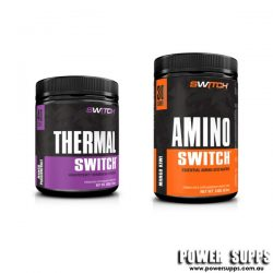 Switch Nutrition THERMAL + AMINO STACK  40 + 30 serves