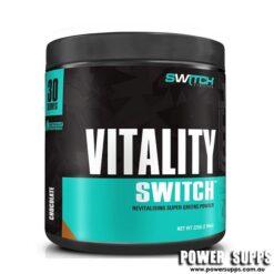 Switch Nutrition VITALITY SWITCH Granny Smith Apple 30 Serves
