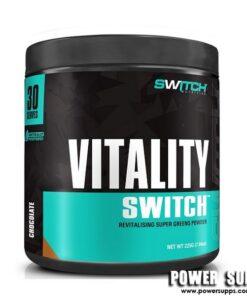 Switch Nutrition VITALITY SWITCH Mango Passionfruit 30 Serves