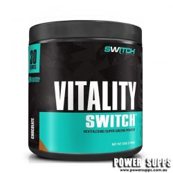Switch Nutrition VITALITY SWITCH Chocolate 30 Serves