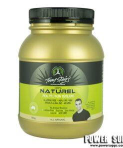 Tony Sfeirs Designer PhysiquePea Protein Isolate French Vanilla 1.3kg
