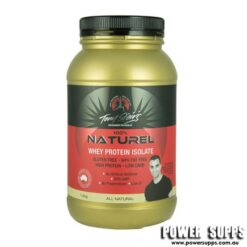 Tony Sfeirs Designer Physique Whey Protein Isolate French Vanilla 1.5kg