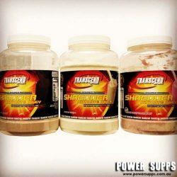 Transcend Supplements SHREDDER Ultimate Whey Strawberry 37.5 Serves