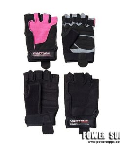 Vantage Strength Classic Gloves Black X Large