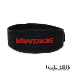 Vantage Strength Ladies Neoprene Belt Black/Pink Small