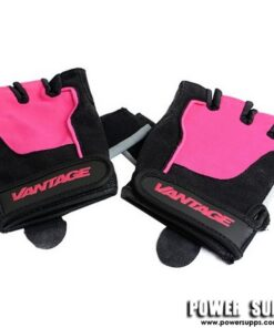 Vantage Strength Women's Gloves Black/Pink Medium