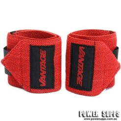 Vantage Strength Thumb Loop Wrist Strap Black Thumb Loop