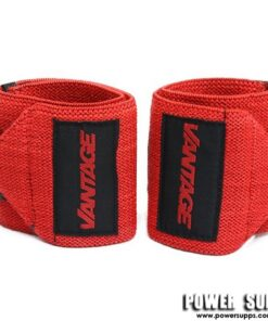 Vantage Strength Thumb Loop Wrist Strap Black Thumb Loop