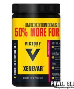 Victory Labs Xenevar Raspberry Vanilla 30 Serves