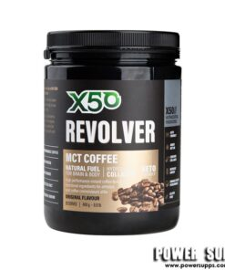 x50 REVOLVER MCT COFFEE  20 Serves
