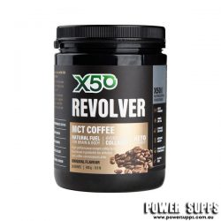 x50 REVOLVER MCT COFFEE  20 Serves