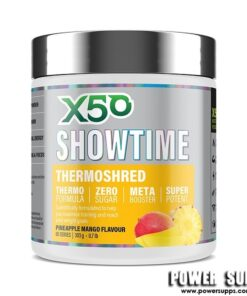 x50 SHOWTIME THERMOSHRED Strawberry Kiwi 60 Serves