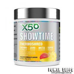 x50 SHOWTIME THERMOSHRED Strawberry Kiwi 60 Serves