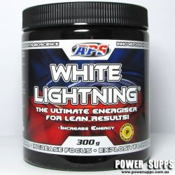 APS White Lightning Strawberry Kiwi 60 Serves