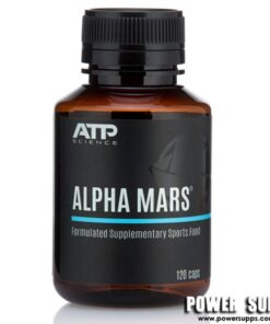 ATP Science Alpha Mars  120 Caps