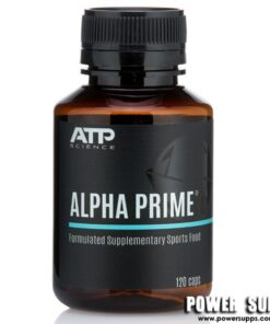ATP Science Alpha Prime  120 Caps