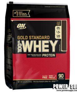 Optimum NutritionGold Standard 100% Whey Banana 10lb