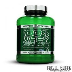 Scitec Nutrition 100% WheyIsolate Raspberry 2 kg