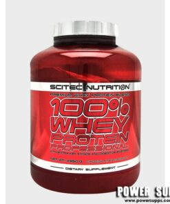 Scitec Nutrition 100% Whey Protein Professional Chocolate Hazlenut 2.35 kg