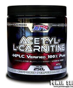 APS Acetyl L-Carnitine  100g