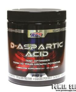 APS D-Aspartic Acid  250g
