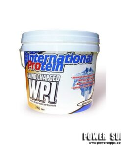International Protein Amino Charged WPI Caramel Popcorn 3kg