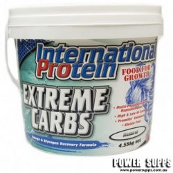 International Protein Extreme Carbs  4.55kg