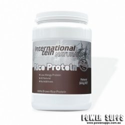 International Protein Naturals Rice Protein Natural 900g