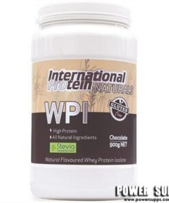 International Protein Naturals WPI Chocolate 900g