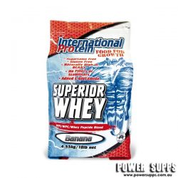 International Protein Superior Whey Vanilla 907g