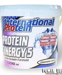 International Protein Synergy 5 Strawberry 3 kg