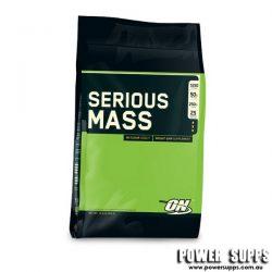 Optimum Nutrition Serious Mass Vanilla 12lb