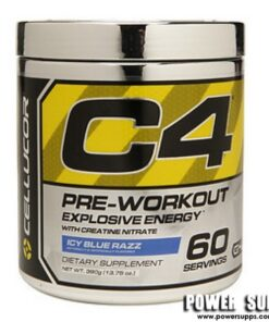 Cellucor C4 Cotton Candy 60 Serves