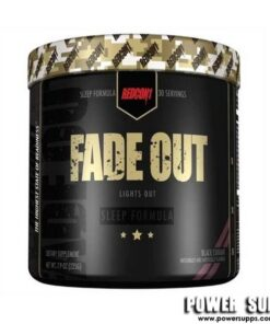 Redcon1 Fade Out Black Current 30 Serves