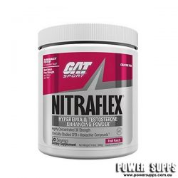 GAT Nitraflex Fruit Punch 30 Serves