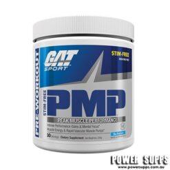 GAT PMP STIM FREE Orange Cream 30 Serves