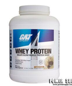 GAT Whey Protein Vanilla Ice Cream 5lb