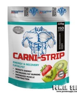 International Protein Carni-Strip Raspberry Lemonade 150 serves