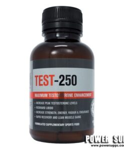 JD Nutraceuticals Test-250  90 caps